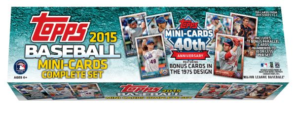 2015 Topps Mini with 1975